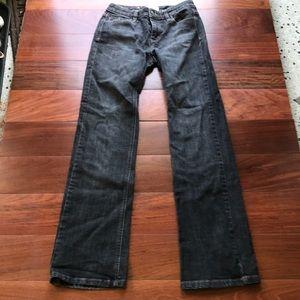 White House Black Market Blanc sexy jeans Sz 0